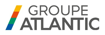 New Groupe Atlantic logo